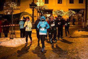 Beh - Marathon BB Tour 2017- Trojkralovy vecerny beh - 06.01.2017 - Banska Bystrica