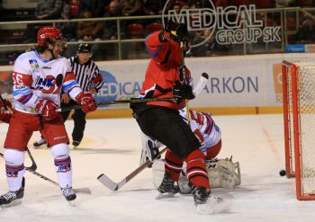 Hokej - Tipsport liga - HC 05 iClinic Banska Bystrica vs. MHk 32 Liptovsky Mikulas - 27.01.2017 - Banska Bystrica