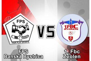 Florbal - FPS Banska Bystrica