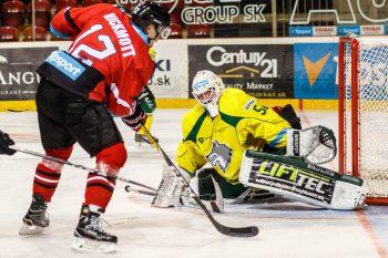 Hokej - Tipsport liga - HC 05 iClinic Banska Bystrica vs. MsHK Zilina - 14.2.2017 - Banska Bystrica