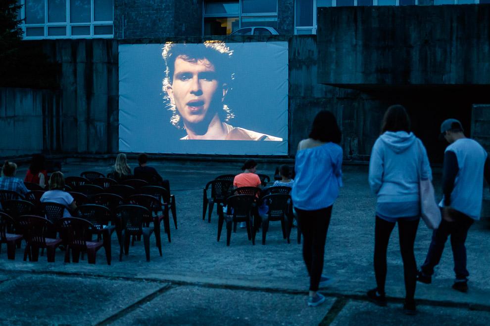 Kino v bazéne: Varga (film, diskusia, koncert) | BBonline.sk