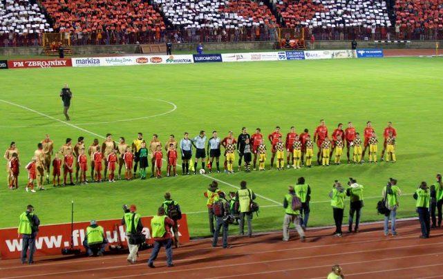 Dukla Banská Bystrica Benfica Lisabon